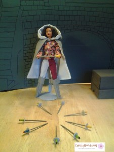 Barbie in Medieval Clothes: Patterns and Tutorials at ChellyWood.com