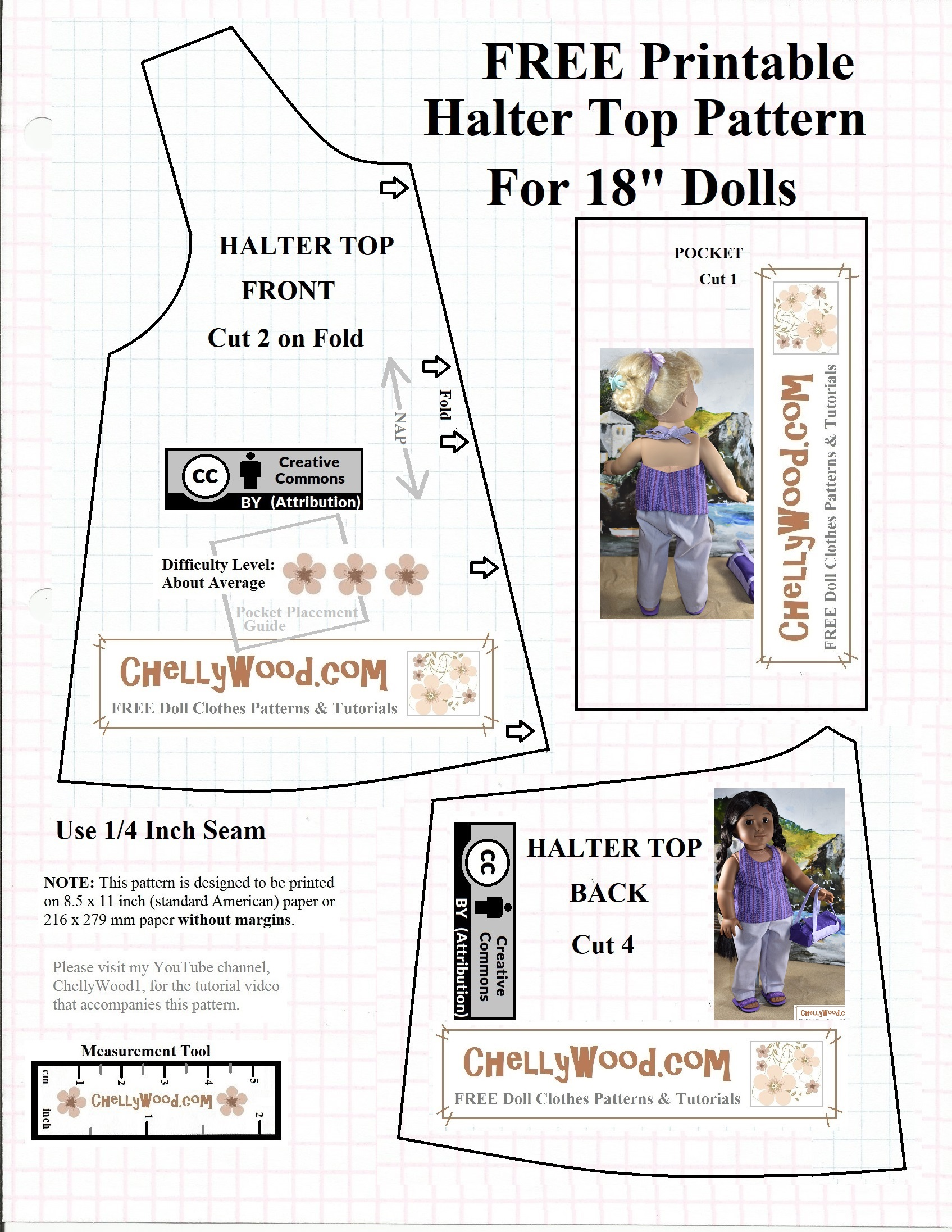 Free Agdoll Summer Shirt Pattern Chellywood Com Sewing 4 Dolls Free Doll Clothes Patterns