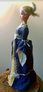 Moira Duncan Doll Clothes Royal Blue 2 by Cait W.