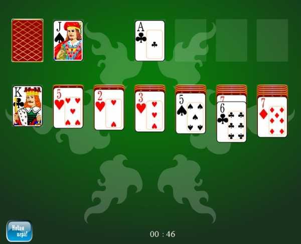 Игры карт – Карточные игры - Играем в карты онлайн