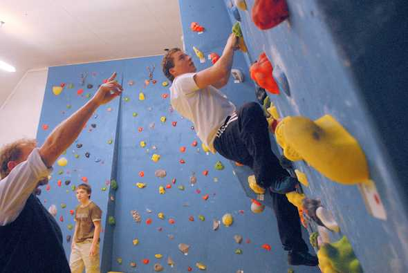 Обучение скалолазанию – обучение, уроки для начинающих ...