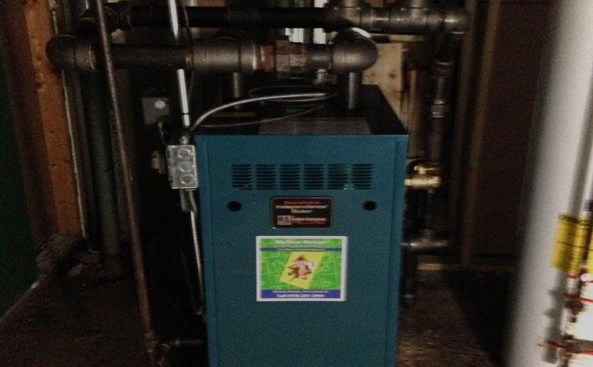 High Efficiency Boiler1