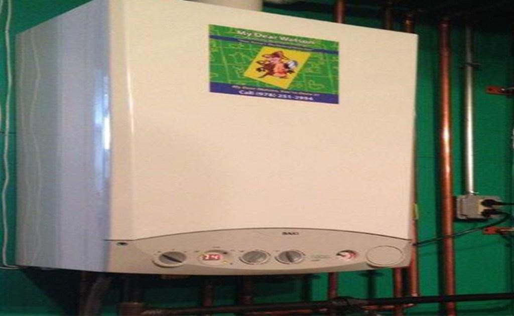 My Dear Watson High Efficiency Boiler 1