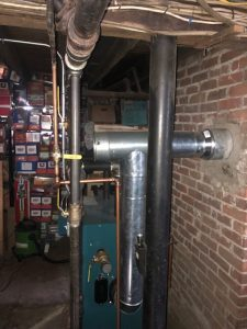 My Dear Watson Plumbing Heating and Plumbing New Boiler install