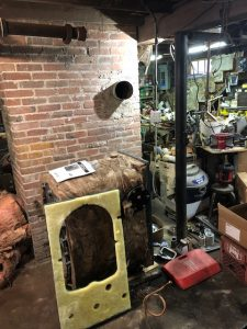 My Dear Watson Plumbing Heating and Plumbing Old Boiler Removal