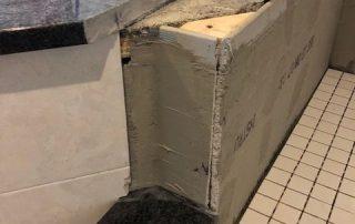 My Dear Watson Plumbing Shower Pan Repair6