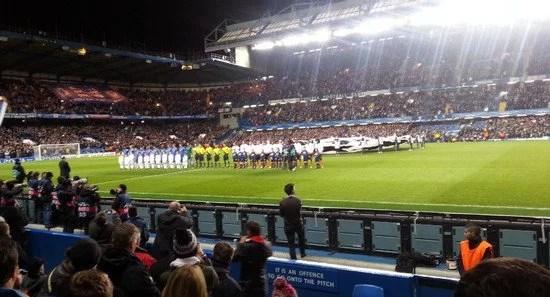 Chelsea x Shakhtar