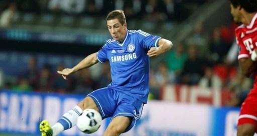 O atacante sentiu a contusão durante o ultimo jogo pela Champions League. (Foto: Chelsea FC)
