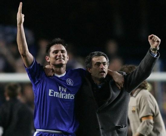 Partida épica em Stamford Bridge terminou com festa azul (Getty Images)