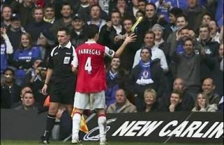 Fàbregas já foi alvo do aipo (Foto: BBC)