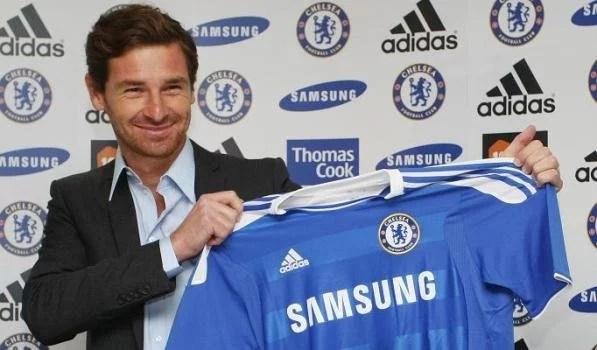 Villas-Boas voltava ao Chelsea, agora como treinador (Foto: Chelsea FC)