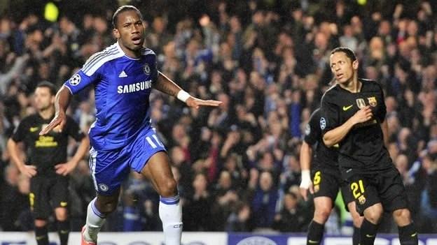 Drogba voltou a brilhar em um momento decisivo (Foto: Getty Images)