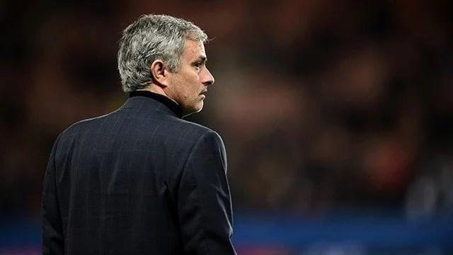 """""""Vocês não terão tempo para celebrar por uma semana, vocês não terão tempo para ficar chorando por uma semana"""", diz Mourinho sobre a final (Foto: Chelsea FC)"""