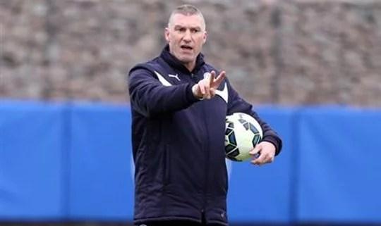 Pearson vê luta contra o rebaixamento aberta até o final (Foto: Leicester City FC)