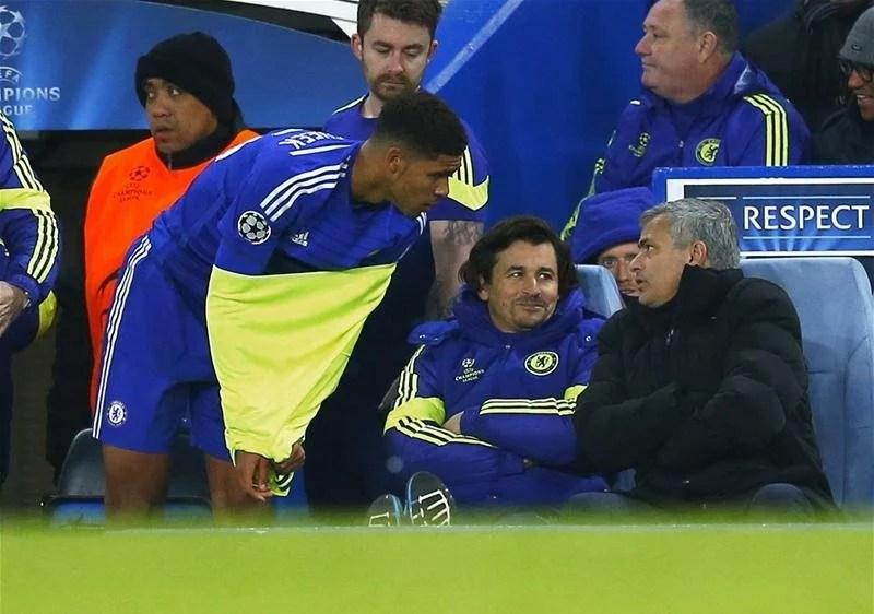 Mourinho vê Loftus-Cheek como principal nome do Youth (Foto: Getty Images)