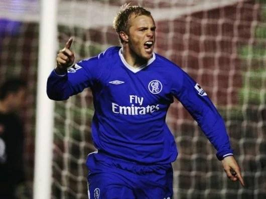Gudjohnsen marcou 54 gols pelo Chelsea na Premier League. (Foto: Getty Images)