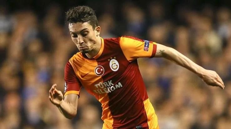 Alex Telles fez boa temporada pelo Galatasaray e agora interessa ao Chelsea e outros grandes da Europa (Foto: ESPN)