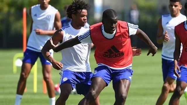 Zouma mostrou-se confiante e animado para o dérbi contra o Arsenal no domingo (Foto: site oficial Chelsea FC)