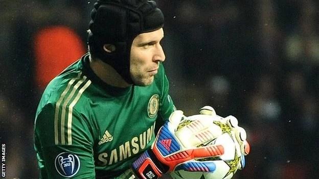 Cech transmitiu segurança sempre que jogou