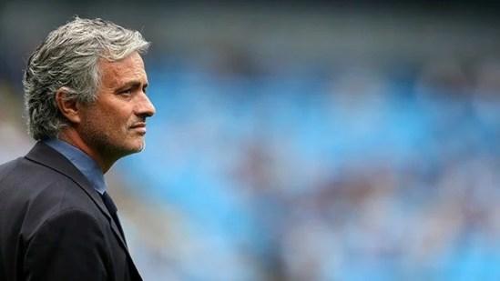 Mourinho falou sobre o time após a derrota para o City (Foto: Chelsea FC)