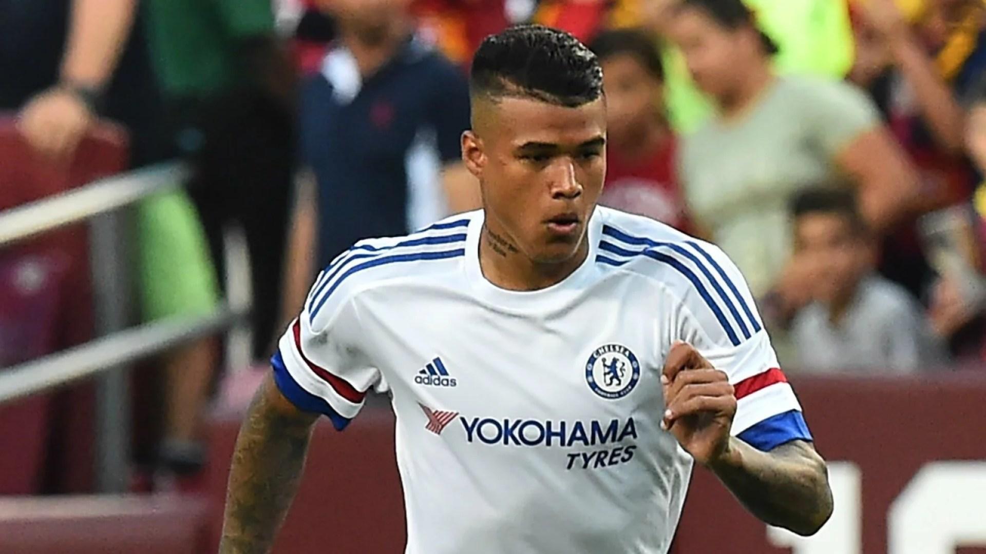 Kenedy chegou do Brasil, aumentando o (já) vasto contingente brasileiro no Chelsea (Foto: Getty Images)