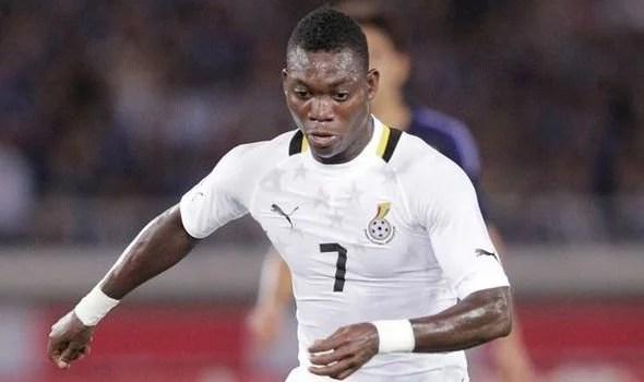 Campeão da Copa Africana de Nações, Christian Atsu representa Gana (Foto: Getty Images)