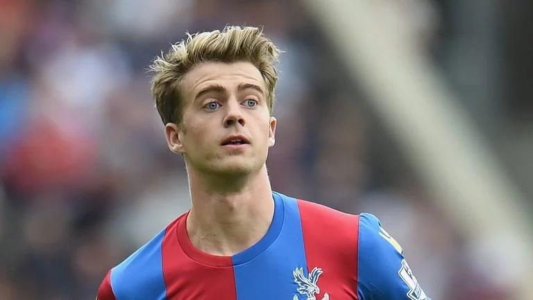 Bamford jogou poucos minutos pelo Palace (Foto: Getty Images)