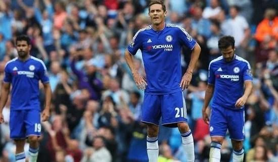 O Chelsea ainda procura se firmar na temporada (Foto: Getty Images)