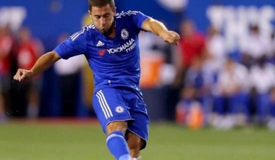 Hazard ainda não marcou na atual temporada (Foto: Getty Images)