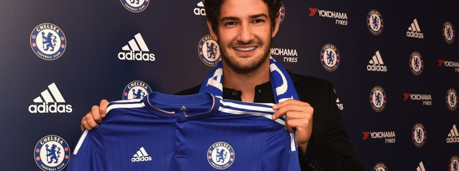 Pato ainda não atuou pelo clube (Foto: Skysports)