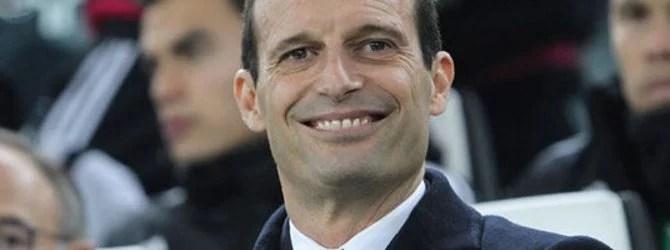 Antes de ser treinador da Juventus, Allegri comandou o Milan (Foto: Getty Images)