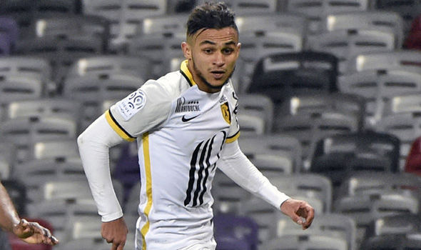 Boufal interessa muitas equipes (Foto: Getty Images)