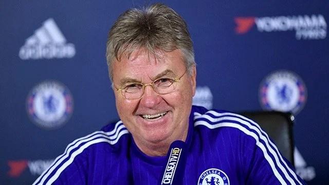 Hiddink comentou o momento de Baba Rahman (Foto: Chelsea FC)