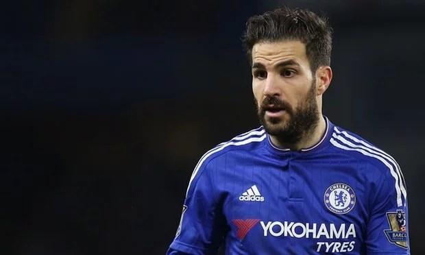 Fàbregas permaneceu no Chelsea (Foto: TGSPhoto/REX/Shutterstock/Reprodução)
