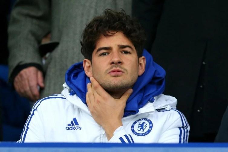Situação de Pato no Chelsea continua incerta (Foto: Evening Standard/Reprodução)