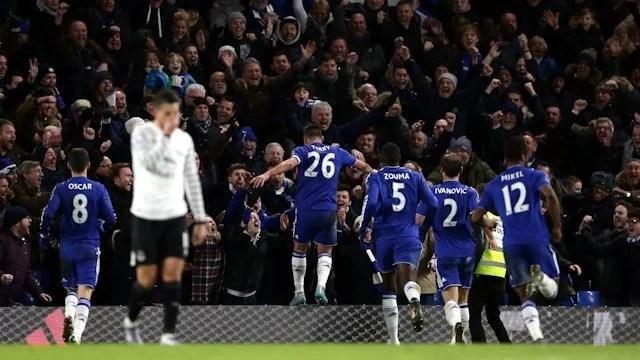 Chelsea e Everton empataram por 3x3, na 22ª rodada da Premier League (Foto: Chelsea FC)