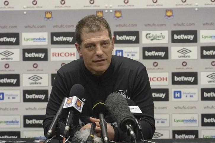 Bilic comentou sobre as dificuldades que espera (Foto: WHUFC.com)
