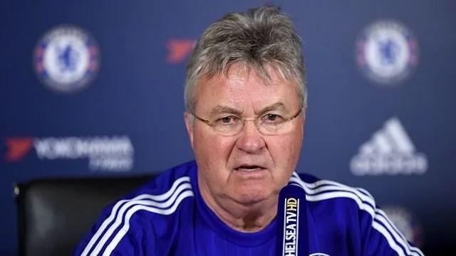 Hiddink garantiu foco nas últimas partidas da temporada (Foto: Chelsea FC)