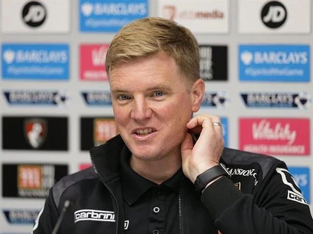 Howe está satisfeito com sua equipe (Foto: afcb.co.uk)