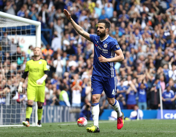 Espanhol foi autor do último gol dos Blues na temporada (Foto: Paul Gilham/Getty Images Europe)