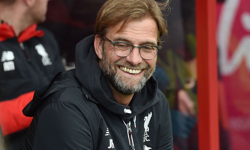 Klopp confirmou que espera vencer as duas partidas que tem antes da final da Europa League (Foto: Liverpool FC)