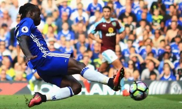 Moses tem se destacado pelas boas atuações nessa temporada