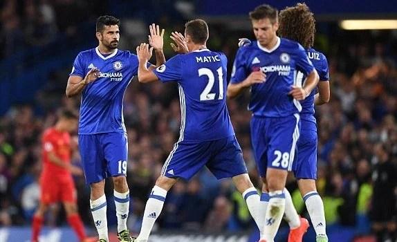 Diego marcou de novo, mas o Chelsea não teve forças no fim (Foto: Andy Hooper)
