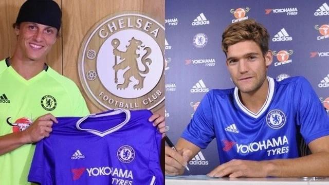 Chelsea recheou o sistema defensivo no Deadline Day (Fotos: Chelsea FC)