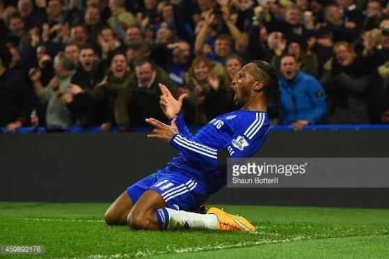 O herói da Champions é o quarto maior goleador da história do Chelsea