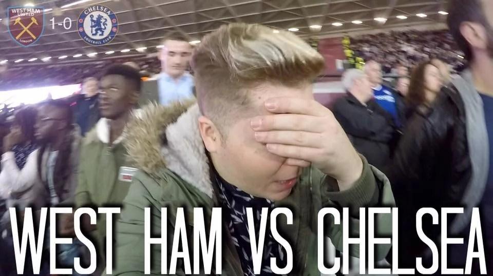 GrinGOL - West Ham 2x1 Chelsea 27/10