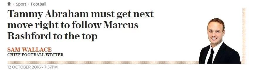 Imprensa inglesa tem falado sobre seu futuro (Foto: The Telegraph)