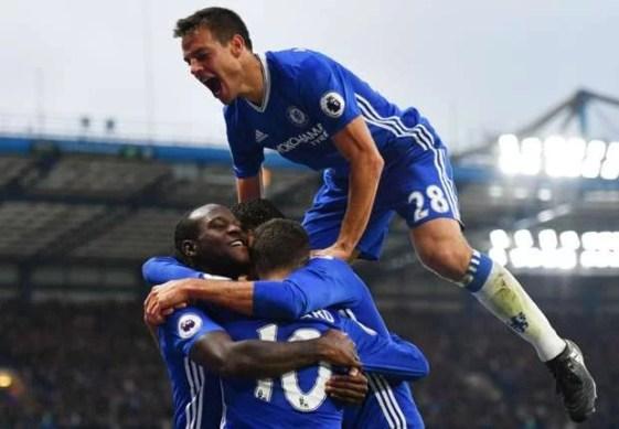 Chelsea vem de uma grande vitória pela Premier League (Foto: Reuters)