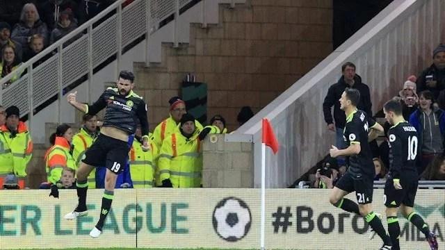 A impressionante forma de Diego Costa vem rendendo muitos elogios de Conte. (Foto: Chelsea FC)