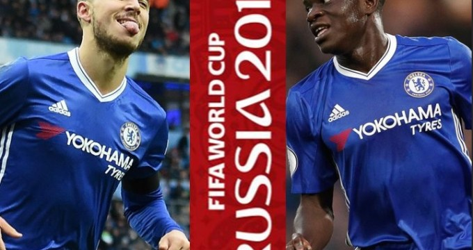 Hazard vs Kanté